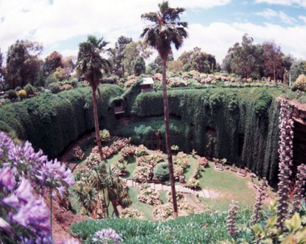Mount Gambier Tourism
