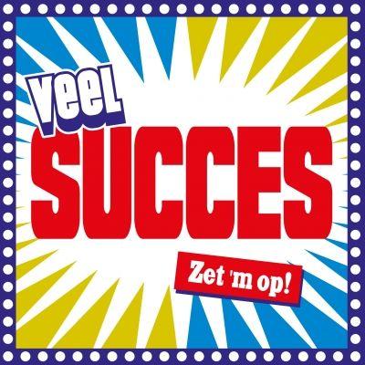 Veel succes! succes kaart van Biri Publications versturen bij Kaartwereld: 20% korting bij het maken van een gratis account.
