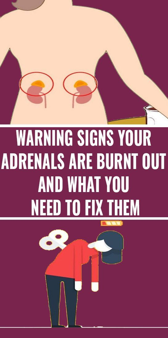 How Your Physique Warns You That Your Adrenals are Burnt Out