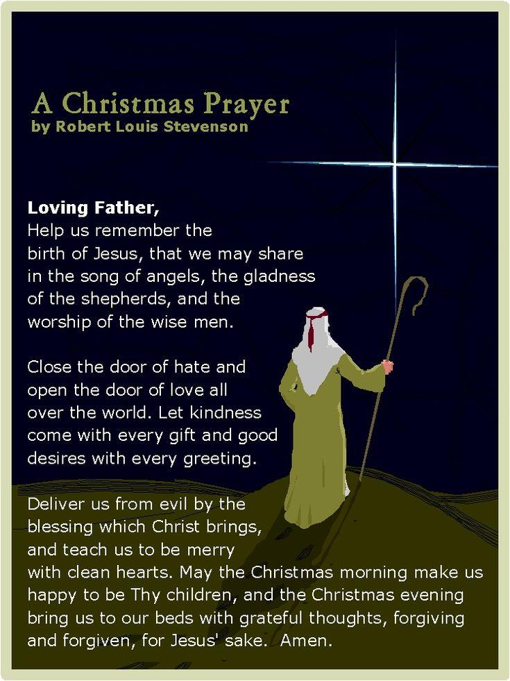 Best ideas about christmas prayer on pinterest
