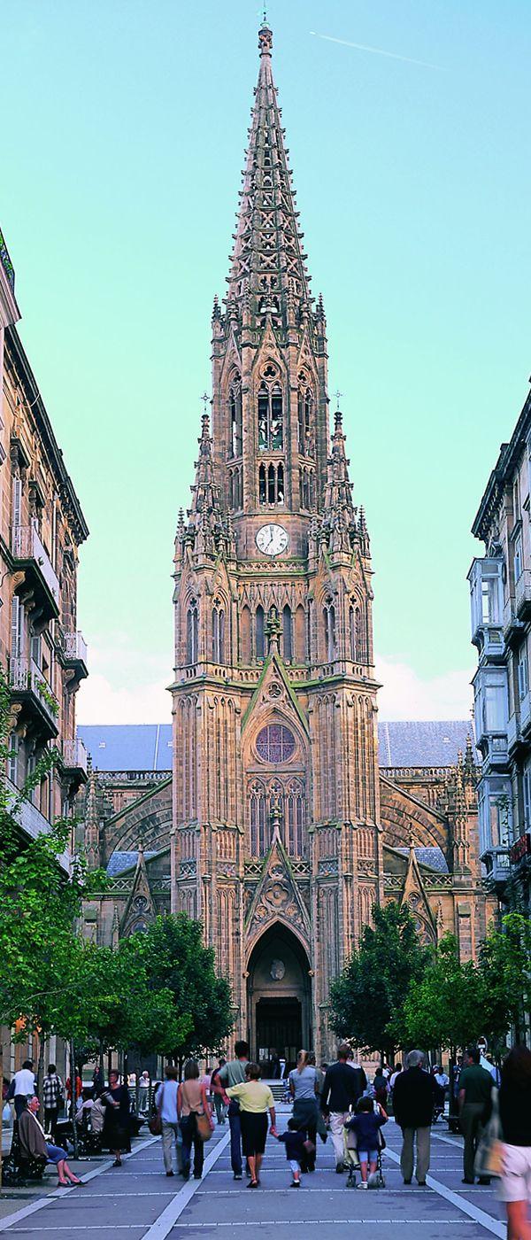 サンセバスチャン教会 San Sebastián Cathedral