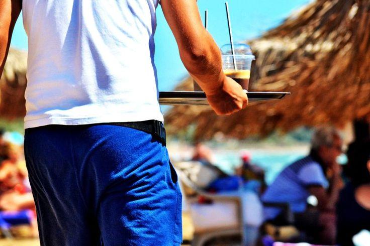 Tourism Season Spurs Greece Employment.