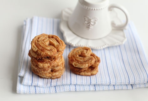 Sugar and Spice Palmiers | Favorite Recipes | Pinterest