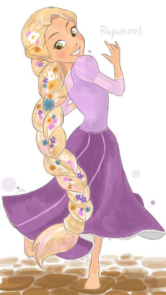 439 Best Disney Rapunzel Images On Pinterest