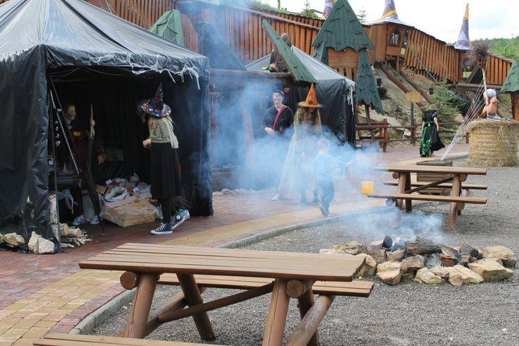 Sabhatówka -  historyczna wioska czarownic.