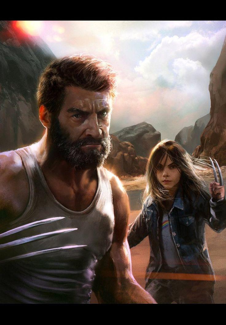 Logan,Логан,X-Men Movie Universe,Вселенная фильмов о Людях-Икс,Marvel,Вселенная Марвел,фэндомы,X-23,Икс-23, Росомаха, Лаура Кинни,X-Men,Люди-Икс,Wolverine,Росомаха, Логан, Джеймс Хоулетт