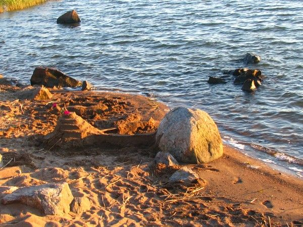 beach 27.6.2010 by Heli Aarniranta on ARTwanted