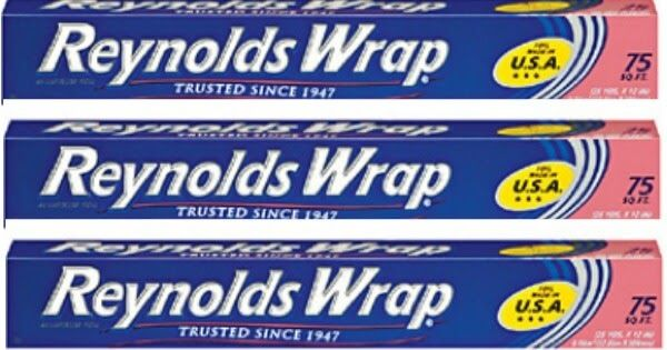 Go here to print>> $1.00/1 Reynolds Wrap Foil Coupon!  (Link 1)   Go here to print>> $1.00/1 Reynolds Wrap Foil Coupon!  (Link 2)   Go he...