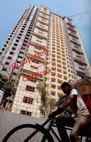 Occupation Certificate and its Importance ~ Co-operative Housing Societies in Mumbai, Thane, Navi-Mumbai, CIDCO, SRA, MAHADA, Pune, Maharashtra