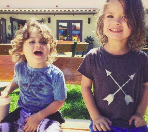 Megan Fox's children - sons Bodhi and Noah