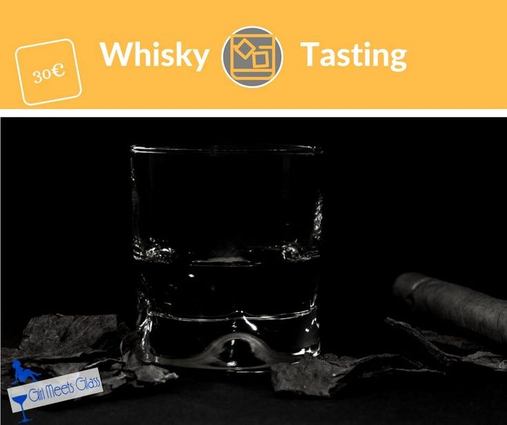 Paris Food & Drink Events: Whisky Tasting at WOS January 25 @ 19:00 - 21:00	€30