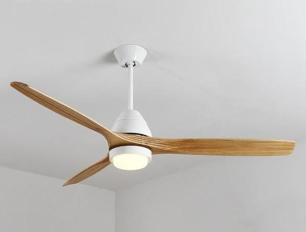 Modern Nordic Ceiling Fan With Led Light Ceiling Fan Led Lights