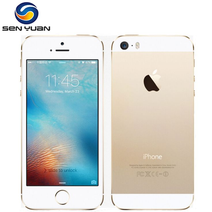 "Like and Share if you want this  Apple iPhone 5S Original Cell Phones Dual Core 4"" IPS Used Phone 8MP 1080P Smartphone GPS IOS iPhone5s Unlocked Mobile Phone     Tag a friend who would love this!     FREE Shipping Worldwide     Buy one here---> https://www.techslime.com/apple-iphone-5s-original-cell-phones-dual-core-4-ips-used-phone-8mp-1080p-smartphone-gps-ios-iphone5s-unlocked-mobile-phone-2/"