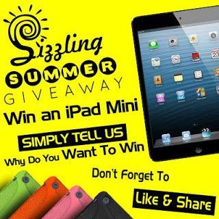 Social Madness Contest -win the iPad Mini !! Amzer