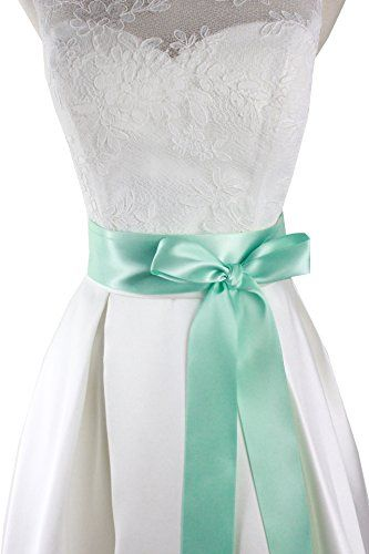 168 best wedding dress sash belt images on Pinterest | Wedding dress ...