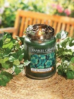 May your blessings outnumber the shamrocks that grow. And may trouble avoid you wherever you go.  .... Irish Blessing    Who couldn't use a little good luck? Especially a beautifully fragrant lucky candle! Our Limited Edition Lucky Shamrock™ candle offers the fresh scent of lush green hills kissed by a sparkle of sunshine. And, we've designed an equally lucky Illuma-Lid® jar topper to go with it! Get both for just $34.99 in Yankee Candle retail stores and online at <a href='http://...
