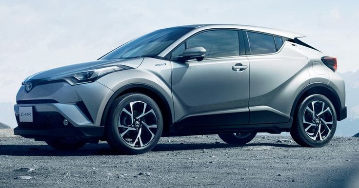 Toyota C-HR Arrives At Dealers In Japan, Retails From $21,847 #Galleries #Hybrids