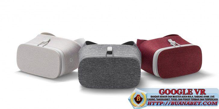 Headset Google Daydream View VR Warna Baru.
