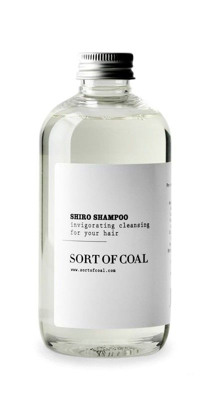 Sort of Coal - Shiro Shampoo