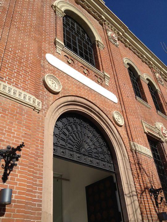 Museo de Arte Moderno de Buenos Aires (MAMBA) em San Telmo, Buenos Aires C.F. http://www.buenosaires.gob.ar/areas/cultura/museos/dg_museos/mam.htm