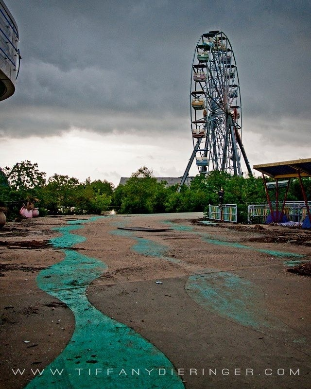 48 Best Images About Jazzland/Six Flags