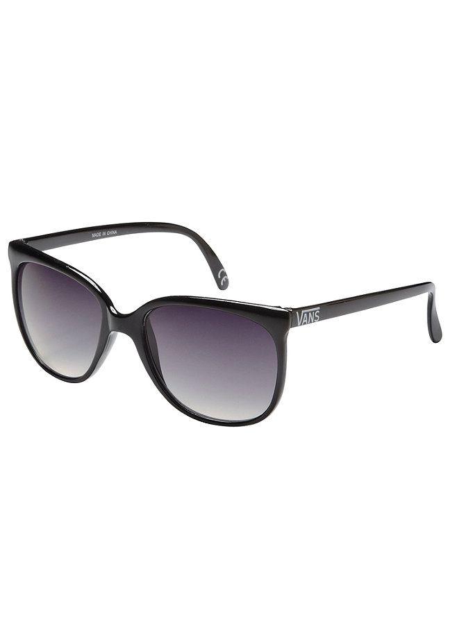 VANS Womens 80's Sunglasses onyx  #planetsports