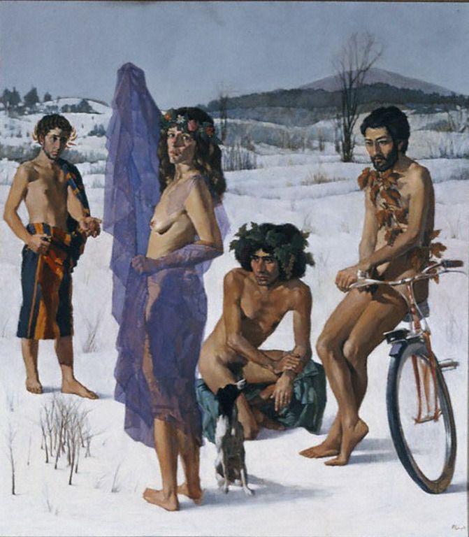 .:. Σάμιος Παύλος – Pavlos Samios [1948]  Ανοιξη