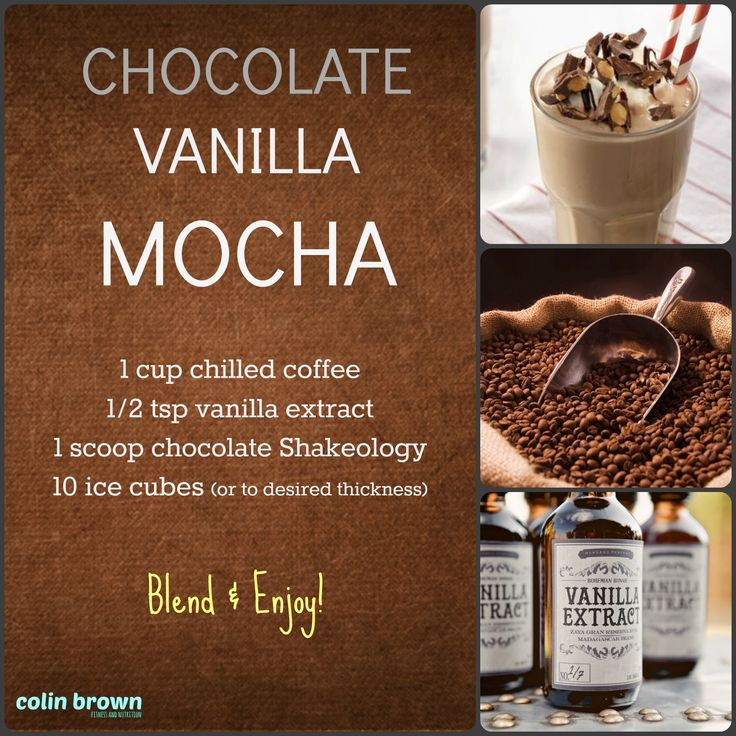 If you're like most of us these days, you need your coffee fix in the morning.  But now coffee houses have all kinds of iced drinks and Frappuccinos and they seem to be filled with coffee, ice and sugar.  And they're expensive!  So try this out if you're an iced coffee lover!  It tastes amazing and is 100 times healthier!  Shakeology is loaded with superfoods so what a better way to start your morning than with coffee and superfoods!