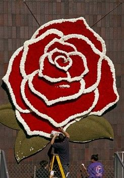 Rose Bowl Parade 2010 - when does it start, what is the theme, facts and figures