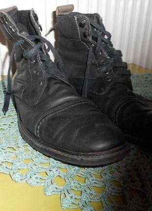 Kup mój przedmiot na #vintedpl http://www.vinted.pl/odziez-meska/wysokie-buty/10664461-skorzane-buty-meskie-lasocki