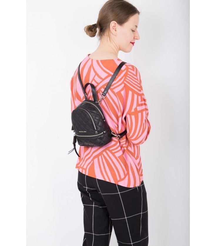 Michael Kors Rhea Zip XS Backpack - WST