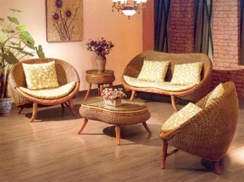 Wooden Living Room Furniture