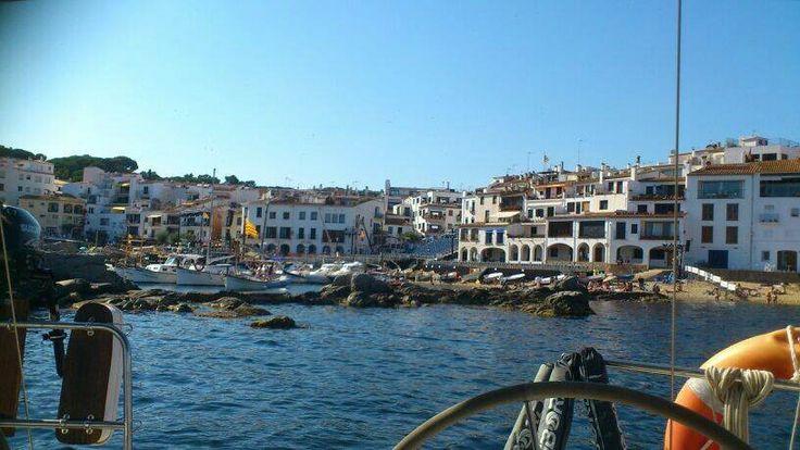 Vente a navegar a vela. Navegant.es tel 609732482