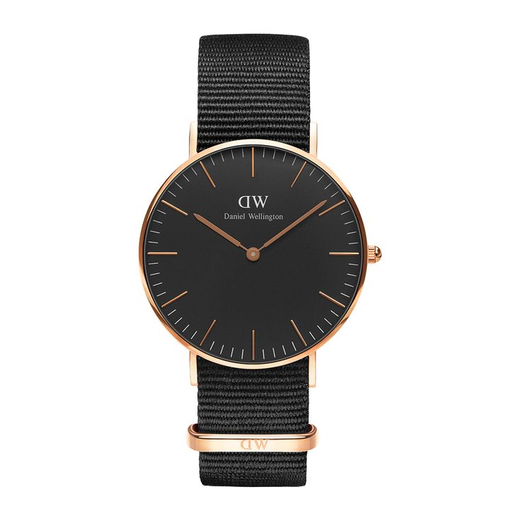 Tidlösa & eleganta klockor online   Daniel Wellington