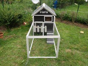 Les 25 meilleures id es concernant cabane pour lapin sur for Construire cabane lapin