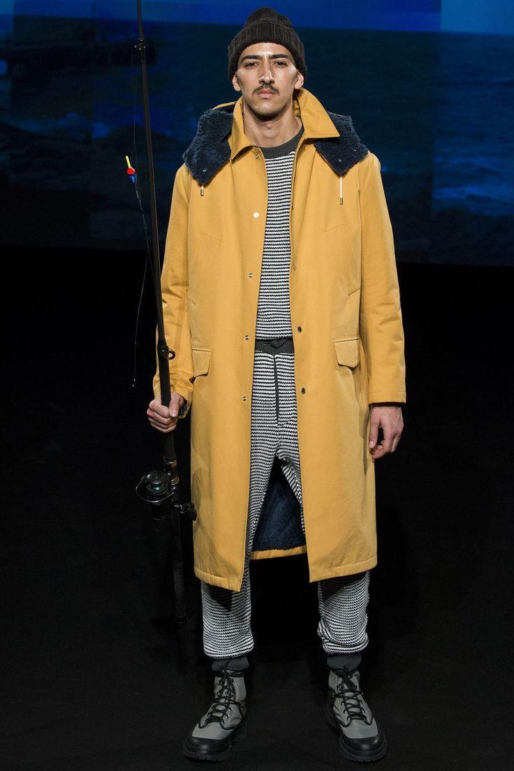 Umit Benan Autumn/Winter 2015 Menswear Collection | British Vogue