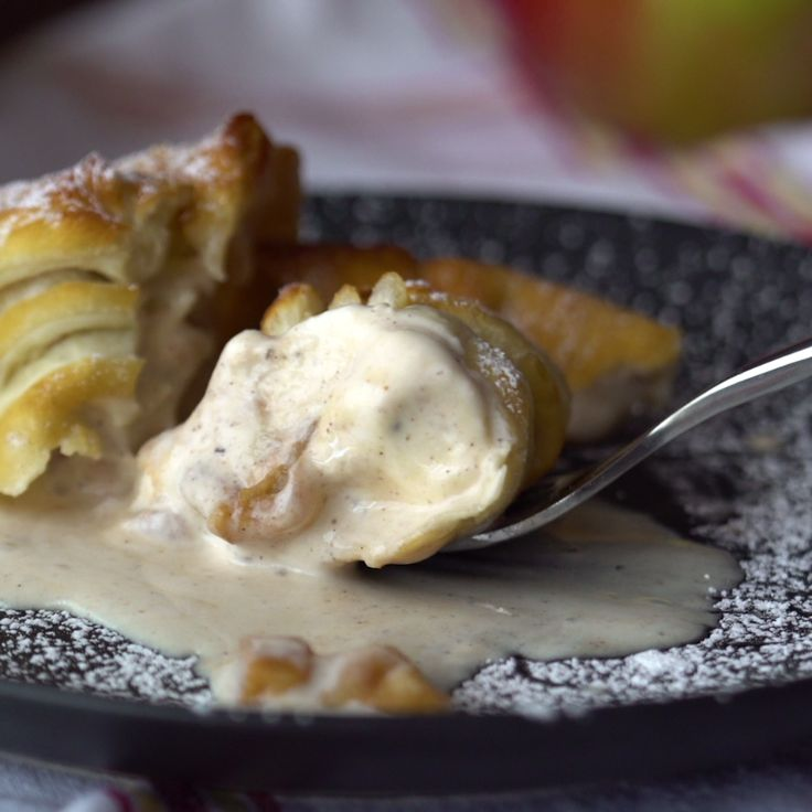 This deep-fried ice cream is as yummy and easy as apple pie.