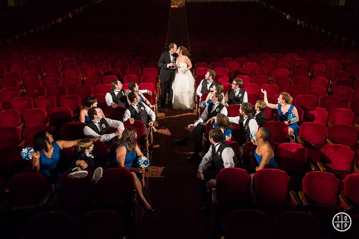 A Landmark Theatre Wedding | New Jersey Wedding Photographers