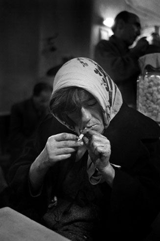 come and be a doctor, a philosopher, an atomic physicist, if you can. artists! i don't like artists ― ara güler | istanbul | foto: ara güler