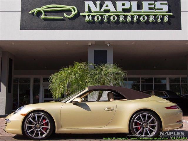 2013 Порше 911 Каррера с - фото 3 - Нейплс, Флорида 34104