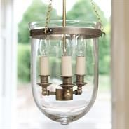 The Bonham #Lantern is a #beautiful #statement #light for any hallway# #landing or #bedroom.