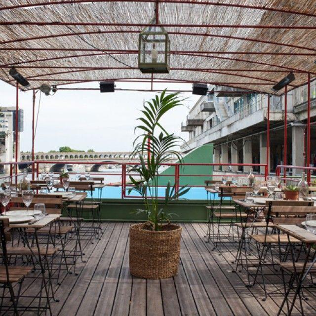 restaurant atypique bastille