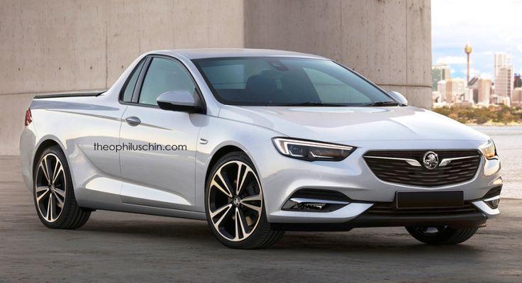 El Holden UTE que nunca llegará al mercado podría ser así #   El nuevo Opel Insignia Grand Sport está a la vuelta de la esquina y varios meses después de que aterrice en los principales mercados europeos llegará a Australia. Sin embargo en su frontal no lucirá ... »