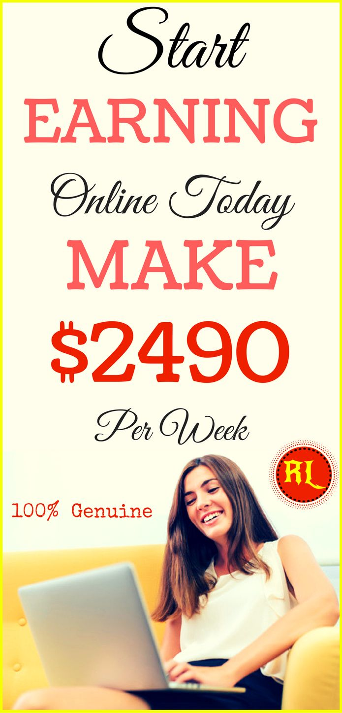 Need money NOW? Make Money Online this week. The Best Way to Earn money online. Work from home and Earn $2490+ Per Week! Click to see how >>>
