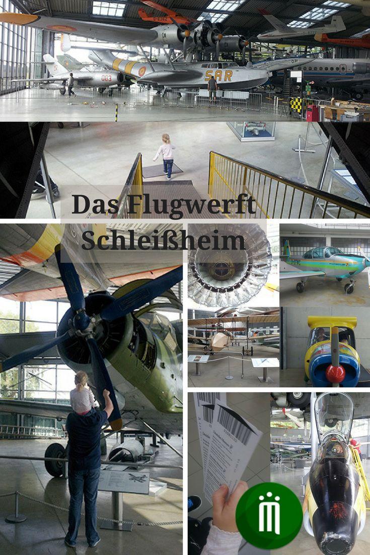 Weil Flugzeuge bekanntlich viel Platz brauchen, hat das Deutsche Museum viele seiner Luftfahrt-Ausstellungstücke in einer separaten Flugwerft in Schleißheim untergebracht.