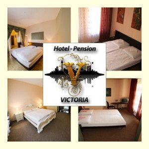 Hotel-Pension Victoria in Berlin Lichtenberg!
