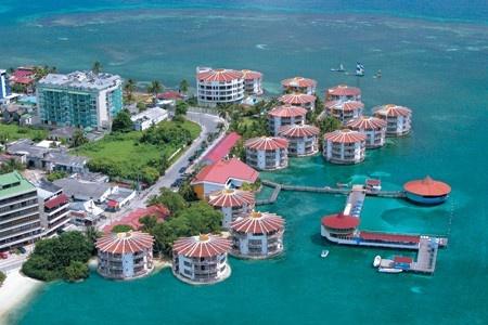 Hoteles en Colombia : San Andrés y Providencia