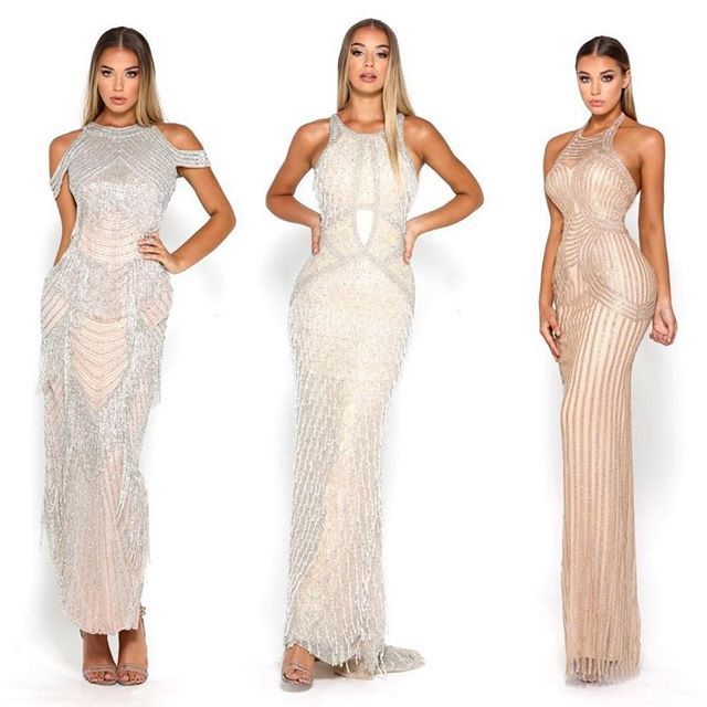 We're having a total Cannes moment 📸 Gowns from our Luxury Collection at #SHAIDE  .  .  .  .  .  .  Evening Gown / Formal Dress / Prom Dress / Maxi Dresses / Unique Dress /  / Backless Dress / Formal Gown / Debs Dress / Grad Dress/ Homecoming Dress/ Bridesmaids Dress / Bridesmaids Dresses / Bridal Party Dresses/ Portia and Scarlett www.shaideboutique.com