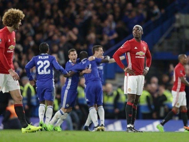 Jose Mourinho hits back at Paul Pogba's 'jealous' critics following FA Cup display