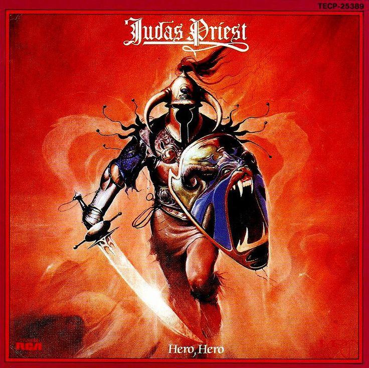 Album Covers Judas Priest Google Search Cool Album